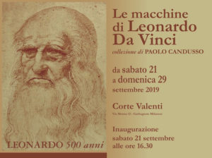 Le Macchine di Leonardo Da Vinci: collezione di Paolo Candusso