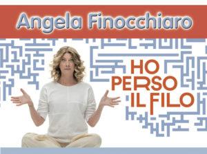 Angela Finocchiaro – Ho Perso Il Filo