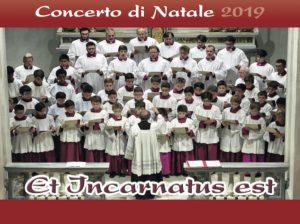 Et Incarnatus Est – Concerto di Natale in Basilica