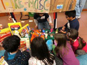 Il Kinder Market si è fatto in due!