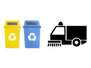 1 Maggio: info pulizia strade e raccolta rifiuti
