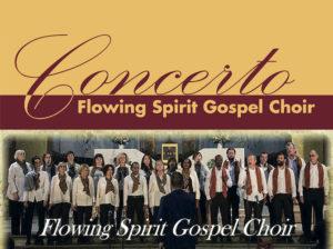 Flowing Spirit Gospel Choir in concerto al Centro Vari.Età