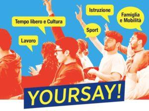 Yoursay! – voce ai Giovani!