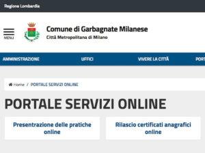 Certificati Anagrafici: ora rilasciati tramite il Portale Servizi sul Sito del Comune!