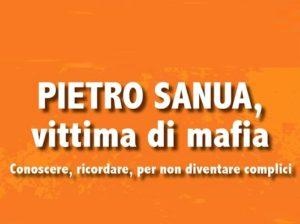 Pietro Sanua, vittima di Mafia