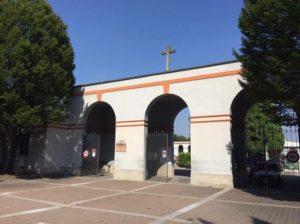 Ordinanza di estumulazione per scadenza concessioni cimiteriali