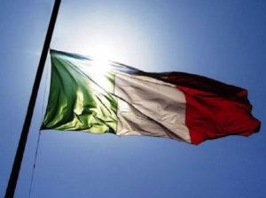Minuto di silenzio e bandiere a mezz'asta alle 12 del 31 Marzo