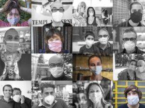 Face Wall Covid19 – Mostra Fotografica di Paolo Barbera