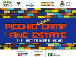Picchio Work Camp di fine Estate