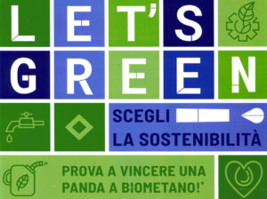 "Concorso ""Let's Green!"" del Gruppo CAP"