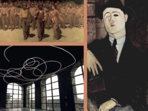 Io, Tu E L'Artista: percorso alla scoperta del Museo del 900