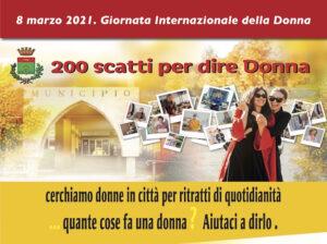 200 Scatti Per Dire Donna