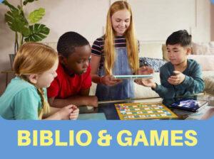 Biblio & Games