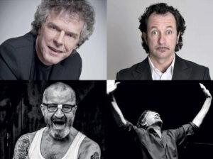 Mix Comico: cabaret con Alberto Patrucco, Claudio Batta, Stefano Chiodaroli