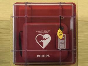 Nuovo defibrillatore nell'Asilo Nido di Via Bolzano