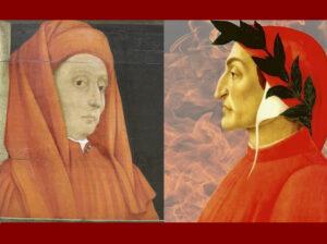 Dante e Giotto: innovatori e contemporanei