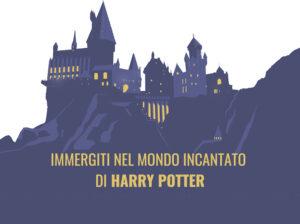 Immergiti nel mondo incantato di Harry Potter!